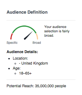 facebook audience tips